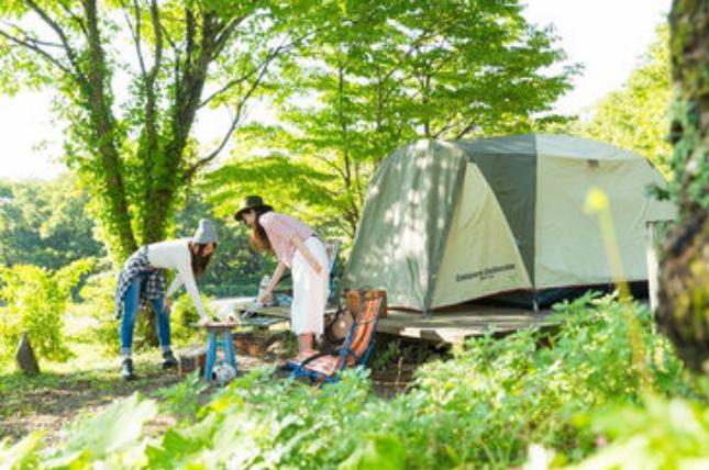 吾妻山ロッジキャンプ場