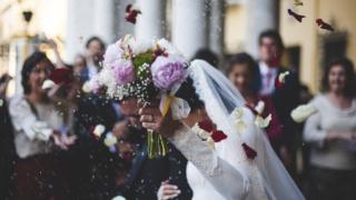 結婚の日取り